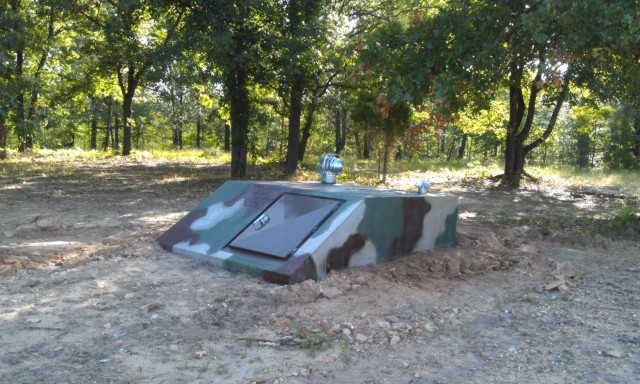Lehman Dirtwork All Shelters Are Designed To Meet Exceed
